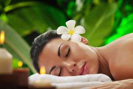 Flitz Herbal and Holistic Centre - Facial or Full Body Massage or Both with Sauna Access - Save 56%