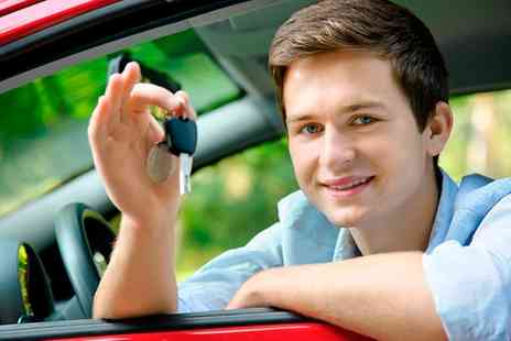 In The Right Lane Derby - Four One Hour Driving Lessons - Save 80%