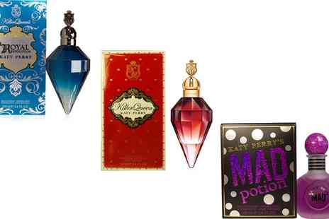 Groupon Goods Global GmbH - Katy Perry Killer Queen, Mad Potion or Royal Revolution EDP 100ml - Save 0%