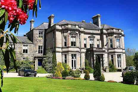 Tre-Ysgawen Hall Country House - Two Night Award Winning Anglesey Stay - Save 0%