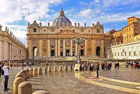 NH Collection Roma Giustiniano - Rome 4 Star Hotel Break near Vatican - Save 0%