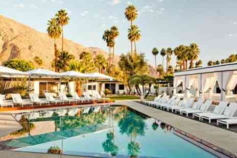 L Horizon Resort & Spa - New Palm Springs Hotel Stay with £38 Credit - Save 0%