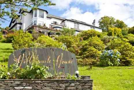 Hillthwaite House Hotel - Lake District Stay with 4 Course Dinner - Save 0%