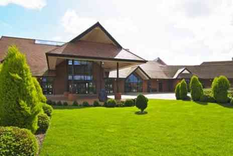 East Sussex National - East Sussex Stay including Dinner - Save 0%