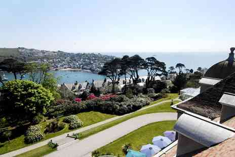 Fowey Hall - Luxurious Cornwall Stay with Meals - Save 0%