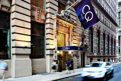 Club Quarters Hotel - NYC Fall Weekends at Wall Street Hotel - Save 0%