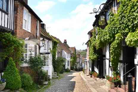 The Mermaid Inn - Overnight Stay in Historic Inn with Breakfast - Save 0%