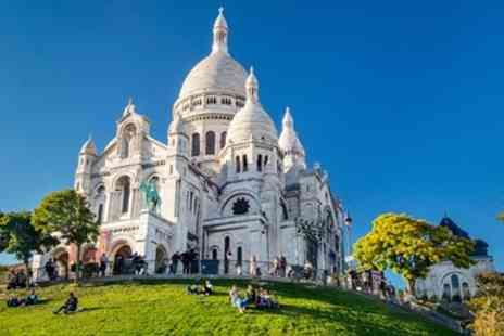 Hotel Declic - Paris Hotel Stay near Montmartre including Breakfast - Save 0%