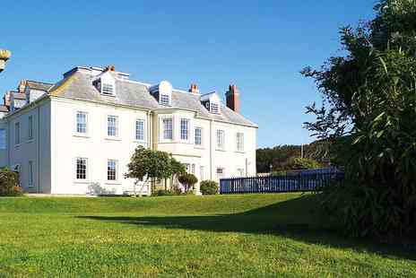 Moonfleet Manor - Dorset: Deluxe Chesil Beach Break with Meals - Save 0%