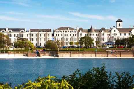 Royal Clifton Hotel - Two Night Southport Stay with Meals & Prosecco - Save 0%