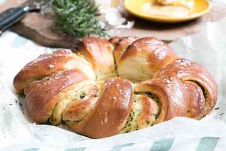 Seasoned Cookery School - One Day Bread Making Course - Save 0%