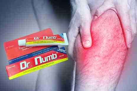 Glamour Shop - Dr Numb numbing cream - Save 0%