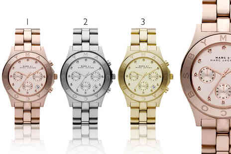 Gray Kingdom - Womens Marc by Marc Jacobs watch choose from gold, rose gold or silver colours - Save 59%