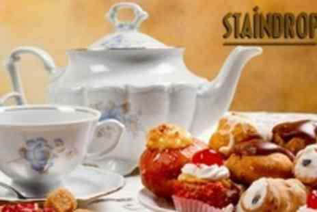 Staindrop Lodge Hotel - Afternoon Tea For Four - Save 67%