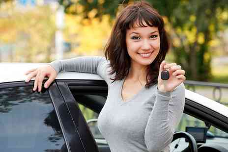 Go Drive Driving School - Six or Ten Driving Lessons with Optional Car Hire for the Test - Save 0%
