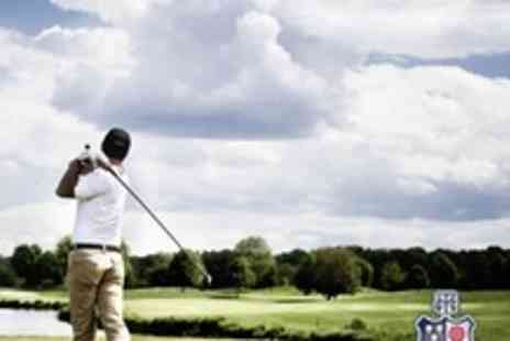 Mellor and Townscliffe Golf Club - 18 Holes of Golf For Two - Save 67%