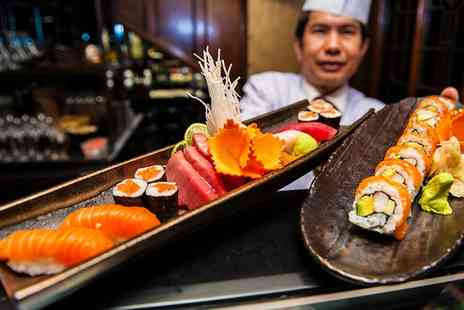 The Crazy Bear Group - Sushi, Sashimi and Premium Champagne - Save 52%