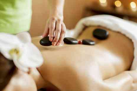 Coco Beach - 30 Minute Back, Neck and Shoulder or 60 Minute Full Body Hot Stone Massage - Save 60%
