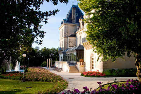 Chateau de Mirambeau - Five Star 2 nights Stay in a Superior Room - Save 42%