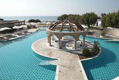Lindian Village - Five Star 14 nights Stay in a Mediterraneo Classic Room - Save 51%