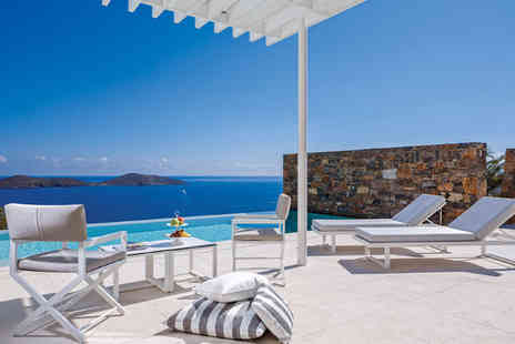 Elounda Gulf Villas & Suites - Five Star 5 nights Stay in a One Bedroom Deluxe Senior Suite - Save 43%