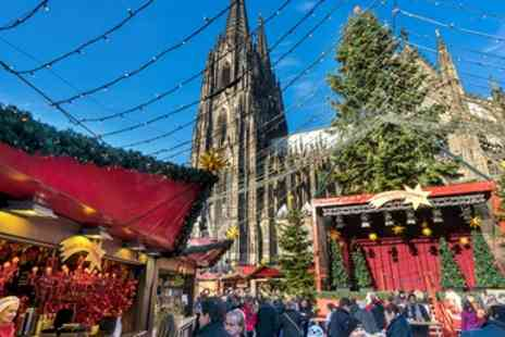 Planet Cruise - Four Night Rhine Festive Markets Stay with Free Rail or Coach - Save 0%