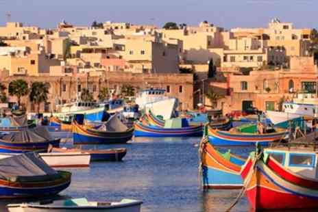 Chevron - Five Star Malta Week With Flights & Breakfast - Save 0%