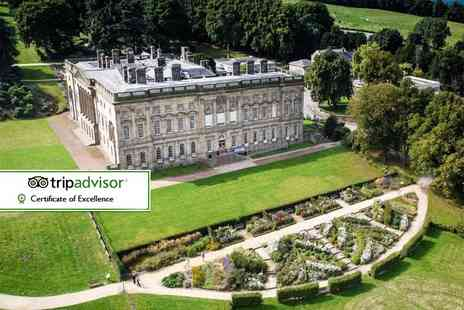 Wentworth Castle Gardens - Two adult tickets including parking to Wentworth Castle Gardens - Save 48%
