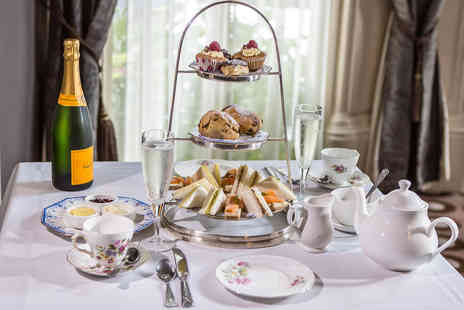Dubrovnik Hotel - Sparkling afternoon tea for two people - Save 0%