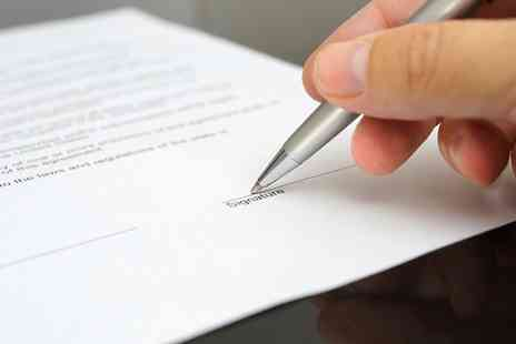 WSL - Will Writing Service for One or Two Wills - Save 83%