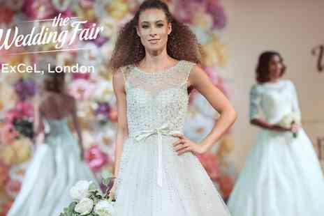 The Wedding Fair - One General Admission Ticket with Workshop Entry on 17 To 18 September - Save 38%