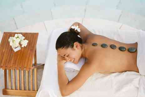 Free The Spirit Massage & Healing - 60 or 90 Minute Hot Stone Massage - Save 57%