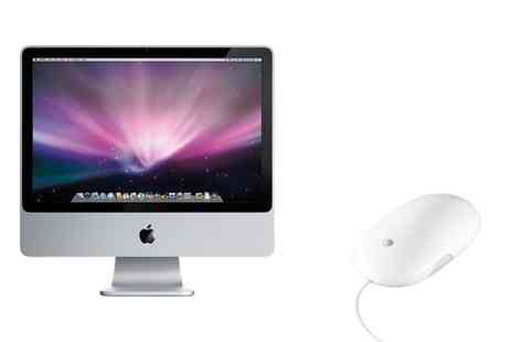 Buyer Area - Refurbished Apple 24 Inch iMac MB324LL/A Core 2 Duo 4GB, 2.6 Ghz With Free Delivery - Save 0%