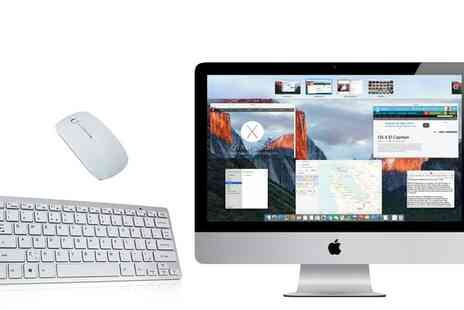 Titanium Computers - Refurbished 20 Inch Apple iMac Core 2 Duo 2.00 To 2.4GHz , 2 To 8GB RAM, 160GB To 1TB HDD El Capitan With Free Delivery - Save 0%