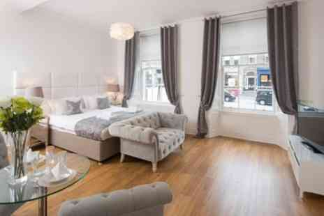 Luxury Edinburgh Apartments - One or Two Nights for Two in Luxury Apartment at Edinburgh Castle Apartment & Suites - Save 0%