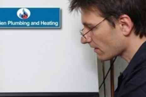 OBrien Plumbing and Heating - Full Boiler Service and Clean - Save 60%