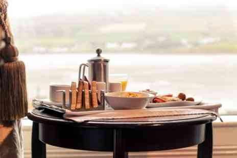 Arnolds Hotel - Donegal Stay for Two with Breakfast & Prosecco Optional or AA Rosette Dinner - Save 0%
