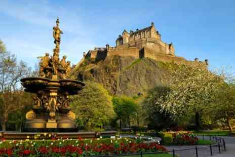 Omega Holidays - One or Two Nights Stay with Scottish Breakfast and Train - Save 0%