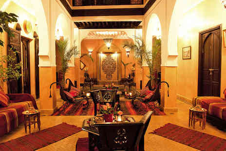 Riad La Rose dOrient - Five nights Stay in a Double Superior Room - Save 48%