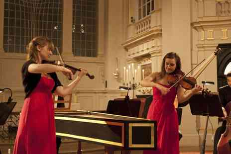 The Cathedral Church - London Concertante Four Seasons Performance - Save 47%