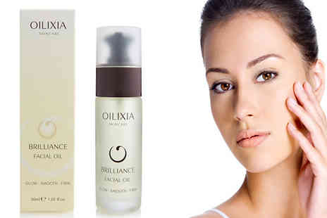 Oilixia Skincare - Brilliance Facial Oil - Save 0%