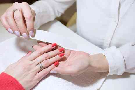 Naya Hair and Beauty - Shellac Manicure - Save 0%