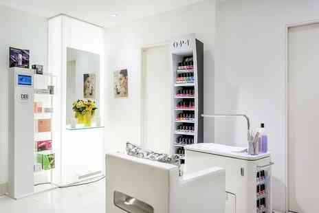 Ellisix Beauty - Choice of one pedicure treatment - Save 0%