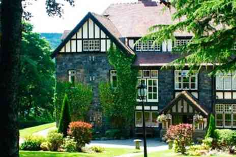 Lake Vyrnwy Hotel - Country House Gourmet Stay near Snowdonia - Save 34%
