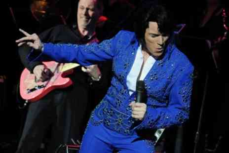 ATG Tickets - Ticket to One Night Of Elvis by Lee Memphis King in Manchester - Save 61%