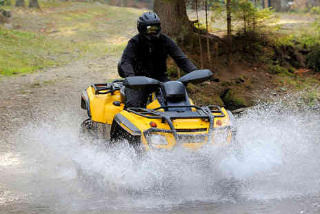 Off Limits - 45 minute quad biking or Segway session for two people - Save 55%