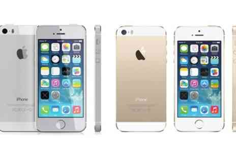 Wesellmac - Refurbished Apple iPhone 5s 16GB gold or 64GB silver With Free Delivery - Save 0%