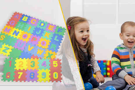 Estore London - 36 Piece Alphabet Puzzle Mat - Save 0%