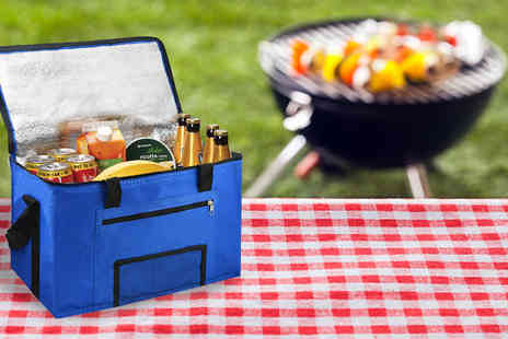 Fusion - Collapsible 26L Picnic Cooler Bag - Save 77%
