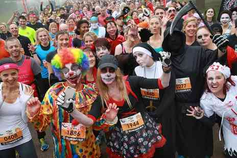 Trick or Treat Run - Trick or Treat 5K or 10K Run on 30 October - Save 30%